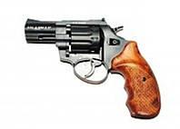 """Револьверы под патрон флобера. Револьвер Stalker 2.5"""" титан, рукоять под дерево, 9-ти зарядный."""