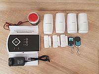 Комплект GSM сигнализации G10A  #6