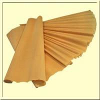 Бумага Жатая,Гофрированная Песочная 2М\0.5М