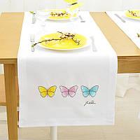 Раннер на стол 3 Бабочки