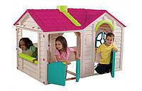 Игровой домик Keter Garden villa playhouse Lolita Violet