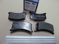 Колодки тормозныедисковые Таврия ЗАЗ 1102 (производитель Dafmi) D110SM