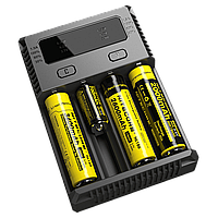 Зарядка Nitecore Intellicharger i4 NEW