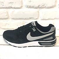 Мужские кроссовки Nike AirMax (Black)