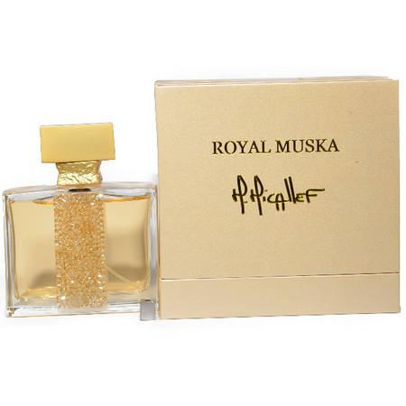 Парфюмированная вода M. Micallef Royal Muska 100 ml
