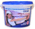 Клей для стеклотканевых обоев Oscar GO800 сухой (ведро)