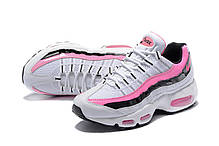 e3001d685587 Женские кроссовки Nike Wmns Air Max 95 Essential Pink White Black, фото 3