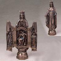 "Триптих ""Дева Мария"" (29 см) Veronese Италия 75630A4, фото 1"