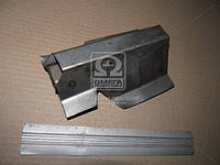 Кронштейн домкрата задний правый (2121,213) голый (Производство Пятигорск) 21210-5101410-00