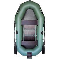 Надувная лодка BARK гребная двухместная с навесным транцем (В-260 N)