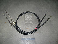 Трос ручного тормоза ВАЗ 2131 эконом (дл.база) (производитель Рекардо) 2131-3508180