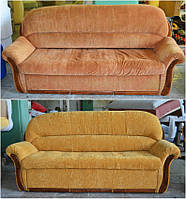 Обивка и перетяжка мягкой мебели, фото 1