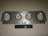 Усилитель порога (2109-099, 2114-15) короткий белый (производитель Тольятти) 21090-5401104-00