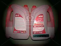 Антифриз SIBIRIA ANTIFREEZE ОЖ-40 G11 (красный) 10кг 367