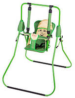 Качель Умка Casper  зеленый-желтый