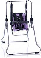 Качель Adbor N1 (со столиком) светлосиреневый-фиолетовый