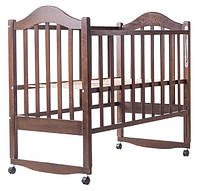 Кровать BabyRoom Дина D103 береза венге