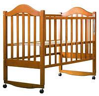 Кровать BabyRoom Дина D104 береза тик, фото 1