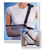 Косыночный бандаж для фиксации плечевого пояса и руки с доп.фикс. MT 9905