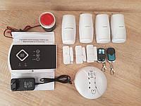 Комплект GSM сигнализации G10A  #9