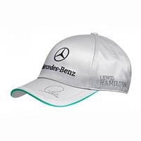 Бейсболка Mercedes-Benz F1 Lewis Hamilton (B67995077)