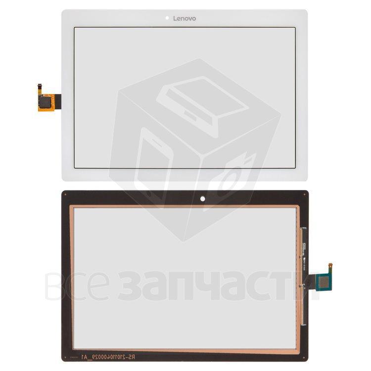 Сенсорный экран для планшета Lenovo Tab 2 X30F A10-30, белый
