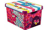 Контейнер для игрушек Furby