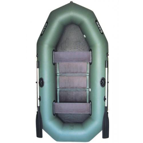 Надувная лодка BARK гребная трехместная (В-280)