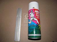 Краска белая глянцевая 473мл аэрозоль ABRO PT-016