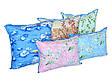 Подушка сатин с наполнителем шариковый холофайбер  50х70, фото 4