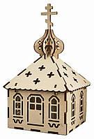 Храм-светильник. Настольная лампа (малый)