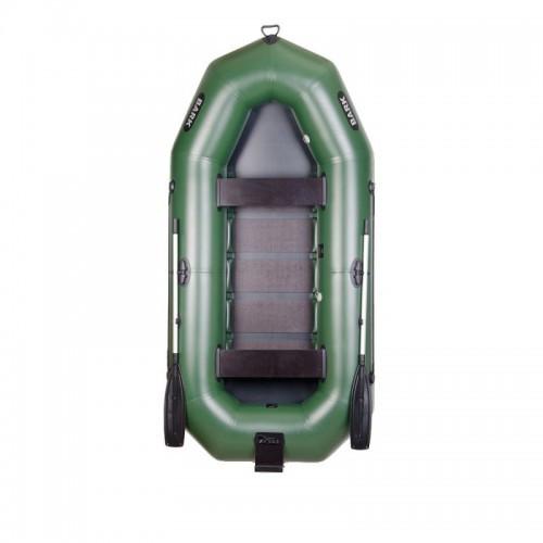 Надувная лодка BARK гребная трехместная с навесным транцем (В-300 N)