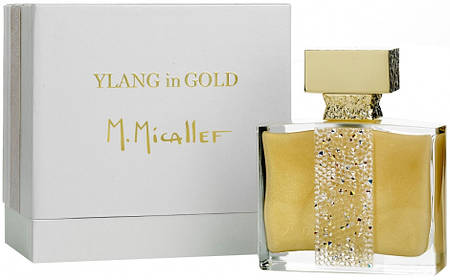 Парфюмированная вода M. Micallef Ylang in Gold 100 ml