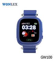 Детские часы с GPS Wonlex GW 100