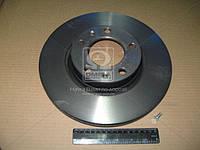 Диск тормозной CITROEN, PEUGEOT передний, вент. (Производство TRW) DF1222