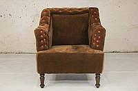 Кресло WOODEN VALVATE FTD. SOFA. Натуральный бархат и ценная порода дерева. Ручная работа. Сделано в Индии.