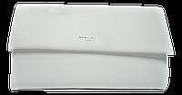 Стильный женский клатч Devid Jones белого цвета KLK-220761