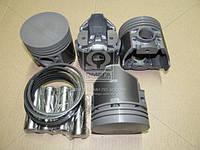Поршень цилиндра ВАЗ 2101,2103 d=76,4 грубойA М/К (Black Edition+п.п+п.кольца) (МД Кострома) 2101-1004018-АР