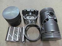 Поршень цилиндра ВАЗ 2101,2103 d=76,0 грубойB М/К (Black Edition+п.п+п.кольца) (МД Кострома) 2101-1004018