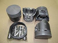 Поршень цилиндра ВАЗ 2101,2103 d=76,8 грубойA М/К (Black Edition+п.п+п.кольца) (МД Кострома) 2101-1004018-БР