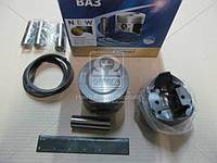 Поршень цилиндра ВАЗ 21011,2106 d=79,8 грубойB М/К (Black Edition+п.п+п.кольца) (МД Кострома) 21011-1004018-БР