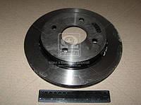 Диск тормозной FORD MONDEO, задний, вентилируемый(производитель TRW) DF2623