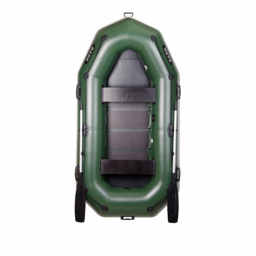 Надувная Лодка Bark двухместная гребная (В-270 Р)