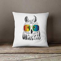 Декоративная подушка Совушка