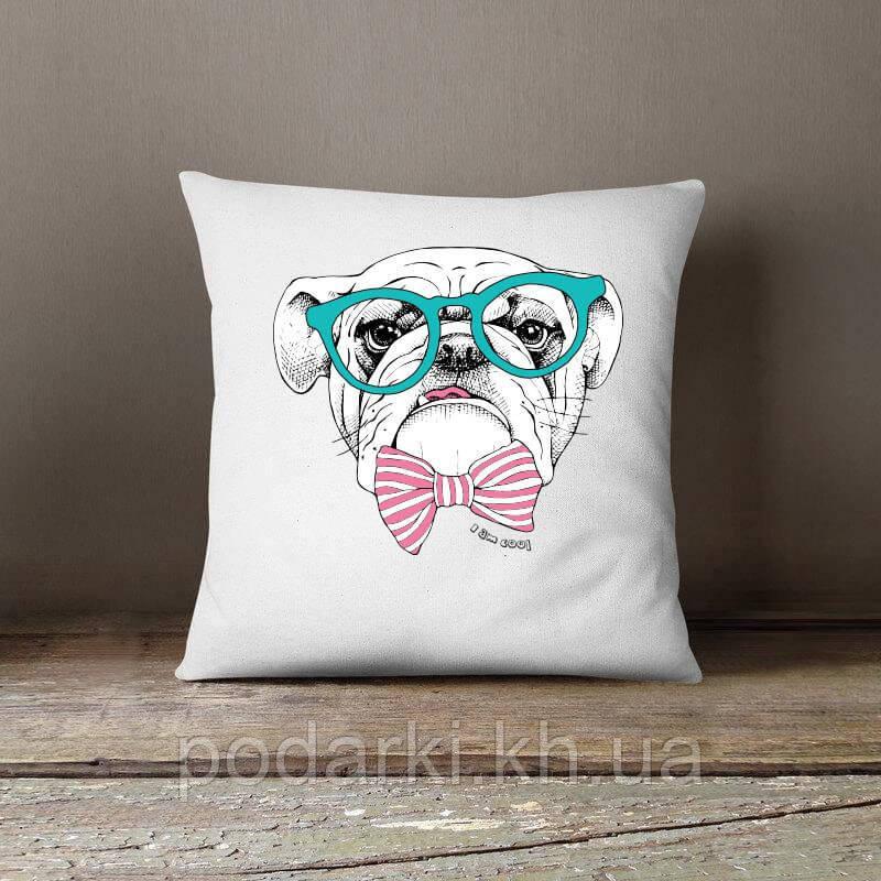 Декоративная подушка Домашний любимец