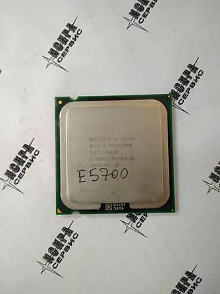 Процессор Intel Pentium Processor E5700 (2M Cache, 3.00 GHz, 800 MHz FSB), фото 2