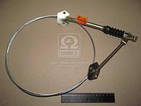 Трос ручного тормоза ГАЗ в сборе (производитель Трос-Авто) 2401-3508180
