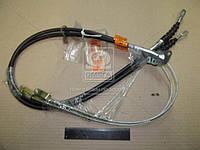 Трос ручного тормоза ГАЗ 3110 комплект (производитель Трос-Авто) 3110-3508181/180