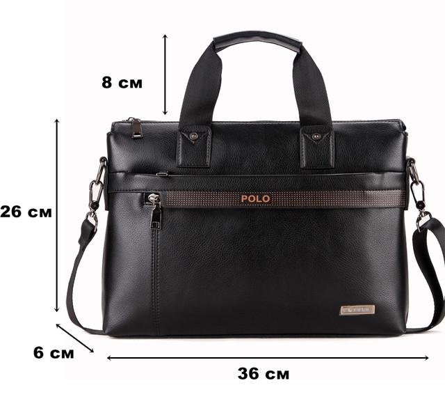 27bfa47dd514 Купить Polo Videng A4 или посмотреть больше мужских сумок за самыми низкими  ценами Вы можете на нашем сайте TrendLand. Характеристики: