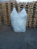Биг-бег мешок 2 стропы, 750*750*1250, верх - открытый, низ - глухой